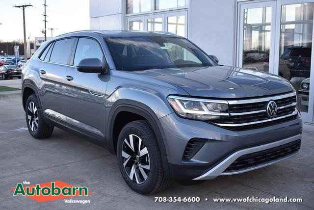 New 2020 Volkswagen Atlas Cross Sport 2.0T SE 4Motion