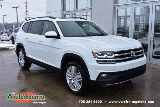 New 2020 Volkswagen Atlas 2.0T SE w/Technology