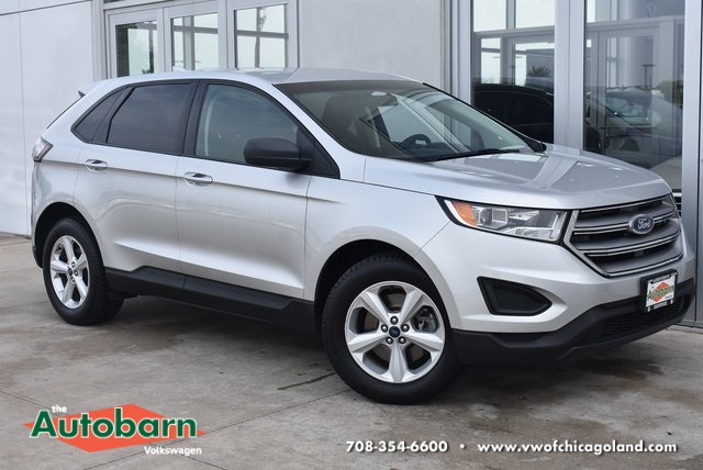 Pre-Owned 2016 Ford Edge SE