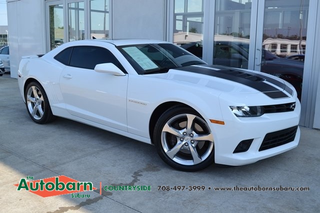 Pre-Owned 2015 Chevrolet Camaro SS 2D Coupe in Countryside #PS11203 ...