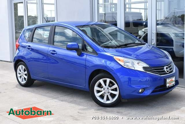 Pre-Owned 2014 Nissan Versa Note SL