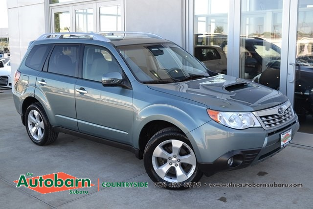 Pre Owned 2011 Subaru Forester 25xt 4d Sport Utility In Countryside