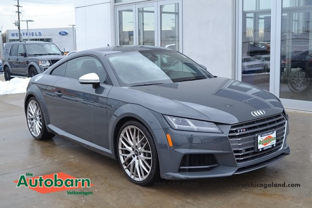 Pre-Owned 2016 Audi TTS 2.0T