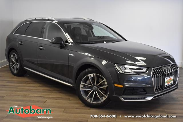 Pre-Owned 2018 Audi A4 allroad 2.0T