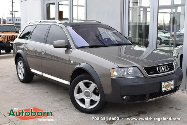 Pre-Owned 2004 Audi allroad 2.7T