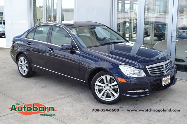 Pre Owned 2014 Mercedes Benz C Class C 300