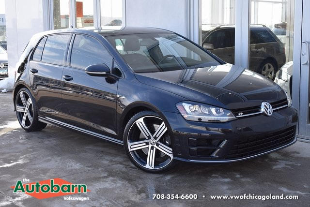 Certified Pre-Owned 2015 Volkswagen Golf R