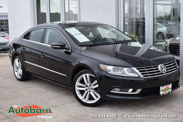 Certified Pre-Owned 2015 Volkswagen CC 2.0T Executive