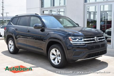 New 2019 Volkswagen Atlas S 4Motion