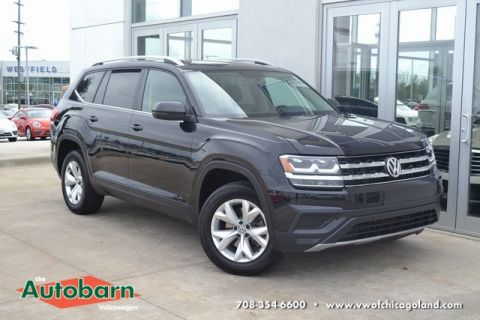 Certified Pre-Owned 2018 Volkswagen Atlas Launch Edition