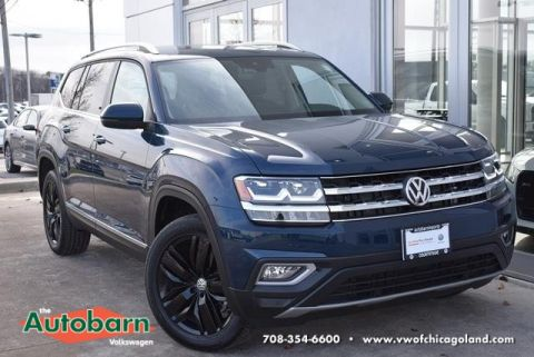 Certified Pre-Owned 2019 Volkswagen Atlas SEL