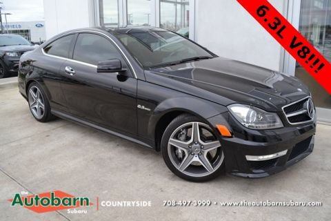 Pre-Owned 2014 Mercedes-Benz C-Class C 63 AMG®